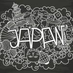 Japan Skizze