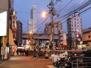 Streetview Osaka