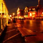 Universal bei Nacht