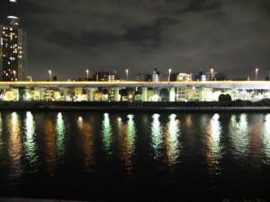 Fluß Sumida