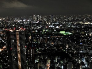 tokio night