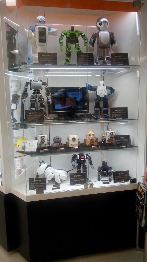 Akihabara Roboter