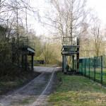 Gelsenkirchen Skulpturenwald Tor