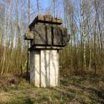 Skulpturenpark Gelsenkirchen Steinskulptur