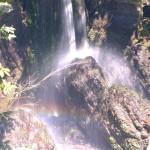 Kyoto - Kinkakuji Wasserfall