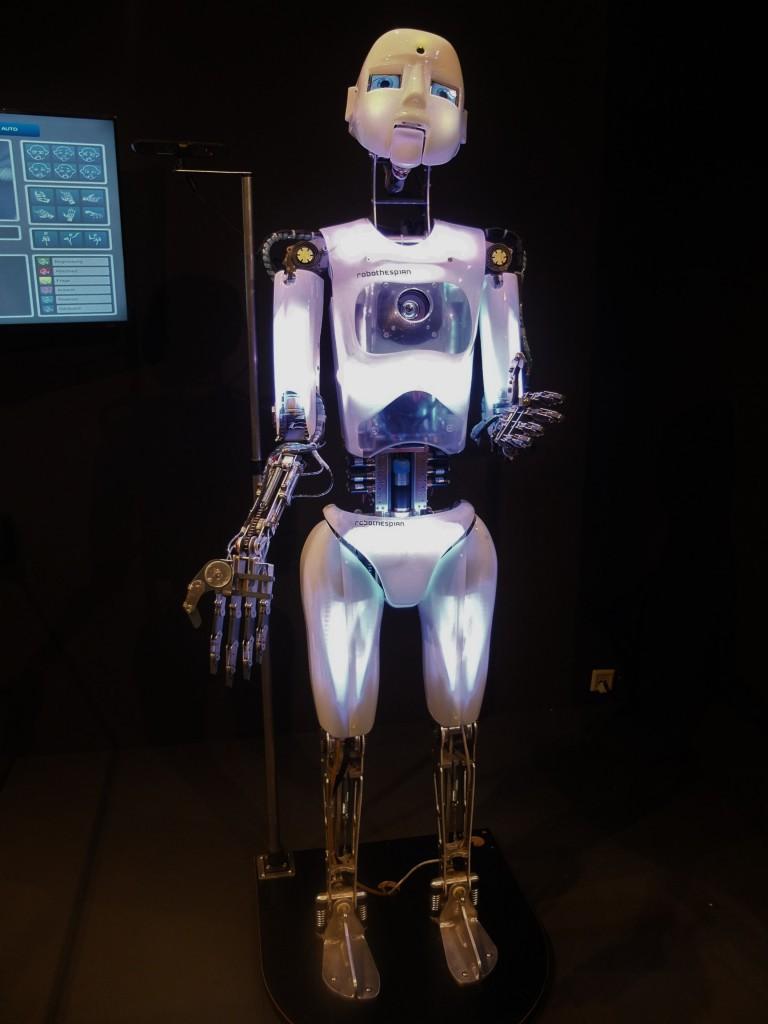Dasa Dortmund Robo Thespian ganz