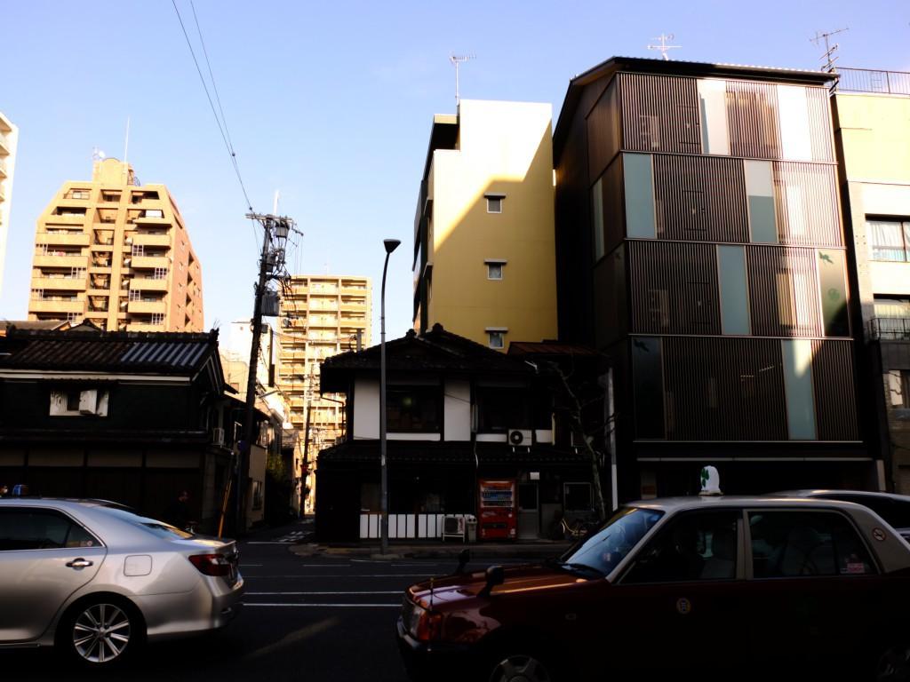 Kyoto vermischte Baustile