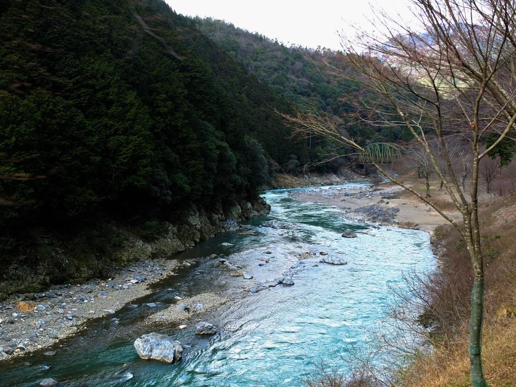 Kyototo Oi-gawa Sagano Panoramabahn