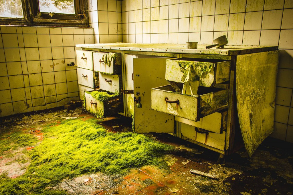 verlassenes hotel urban exploration