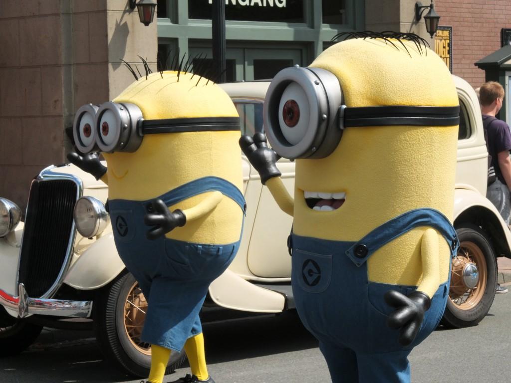 Movie Park Minions