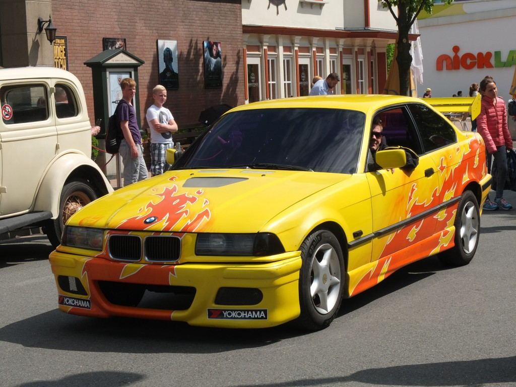 Movie Park Tuning Auto