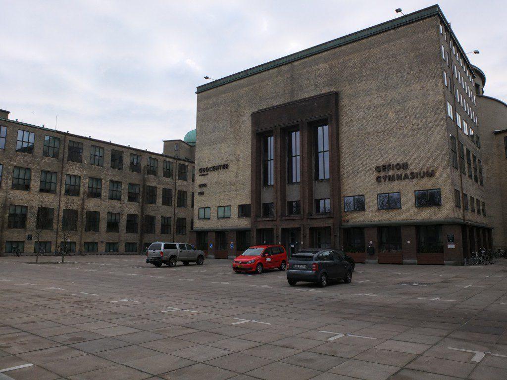 Selbstmordschule Kopenhagen