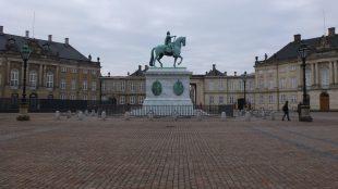 Palast Kopenhagen