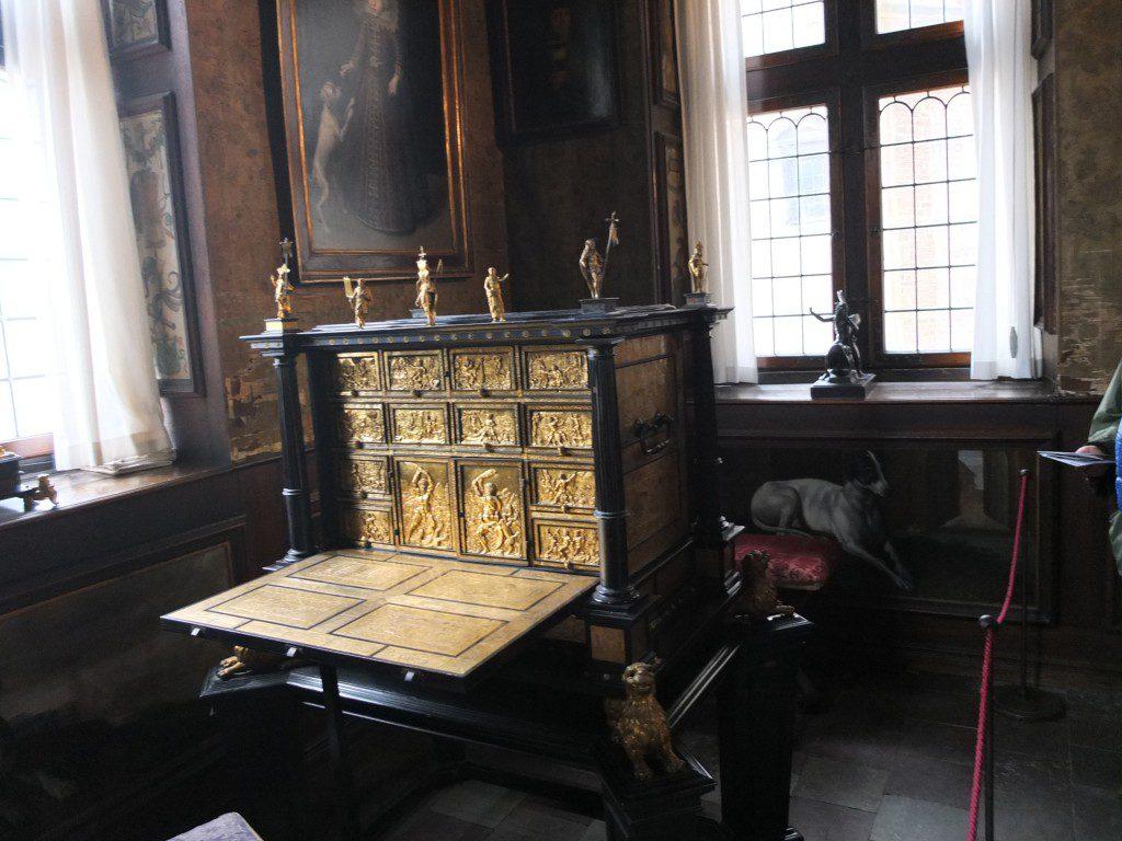 Rosenborg Truhe