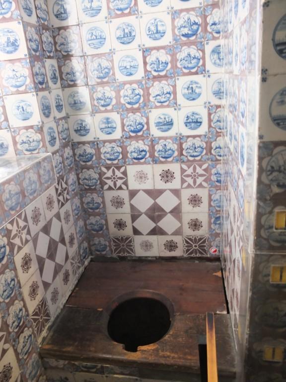 Königliche Toilette