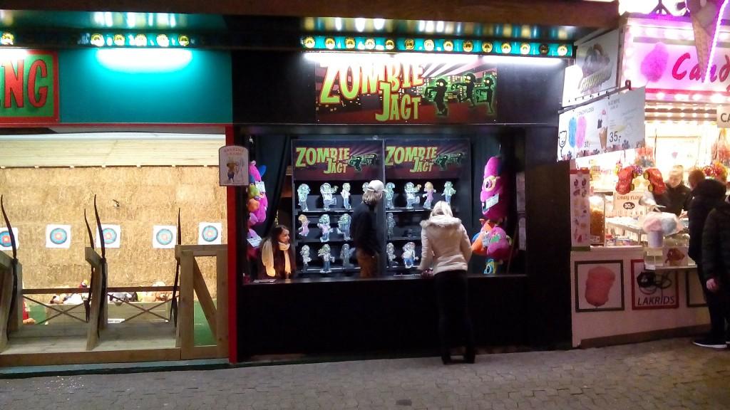 Zombie Alarm!